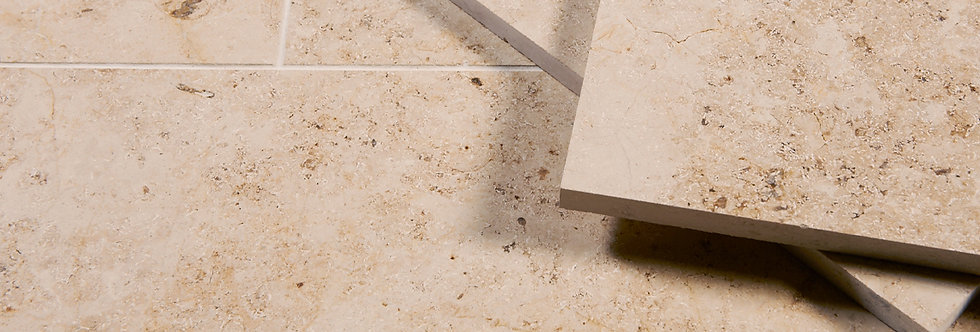 Jerusalem Beige Honed Limestone