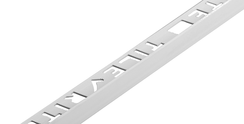 L Shape White PVC Trim