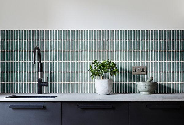 Kitkat Sapphire Mosaic