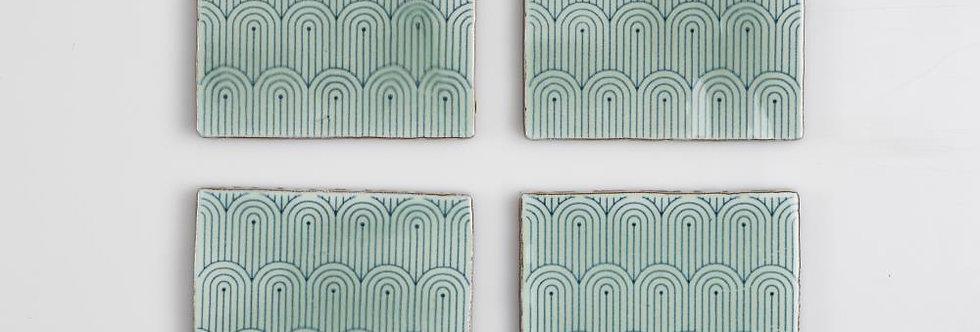 Manoir Deco Mint