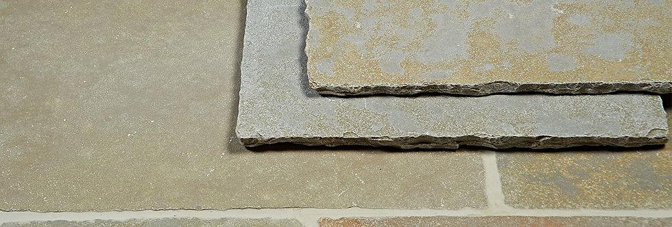 Cornwall Olive Honed and Tumbled Limestone
