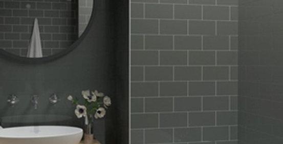Ash Grey Brick