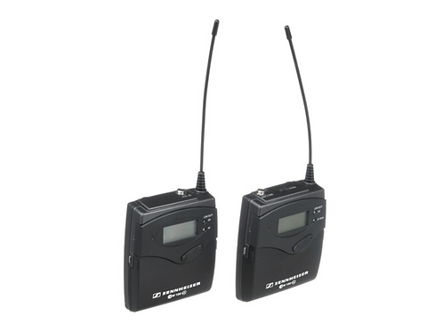 Sennheiser EW 100 G3 Wireless Lav System