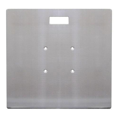 30″ x 30″ x 3/8″ Aluminum Base Plate