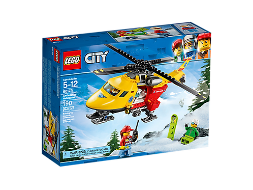 LEGO -  CITY 60179