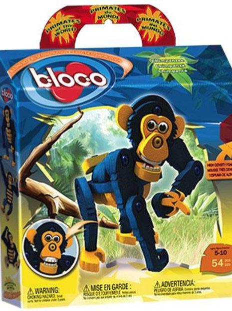 BLOCO Chimpanzé 15002