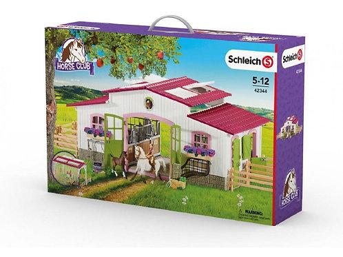 SCHLEICH Centre équestre 42344