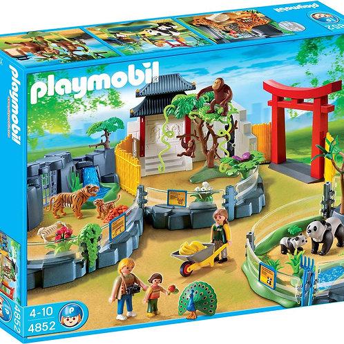 PLAYMOBIL Jardin zoologique  4852