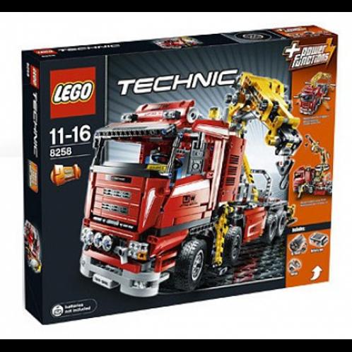 LEGO - TECHNIC 8258