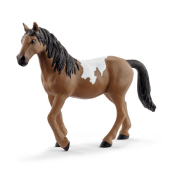 SCHLEICH Jument Pinto (special paint) 72138