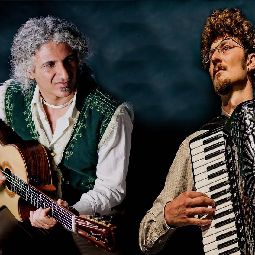 Konzert: Omid Bahadori & Markus Korda