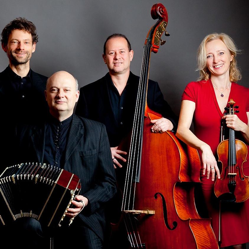 Milonga-Konzert: Cuarteto Danzarin
