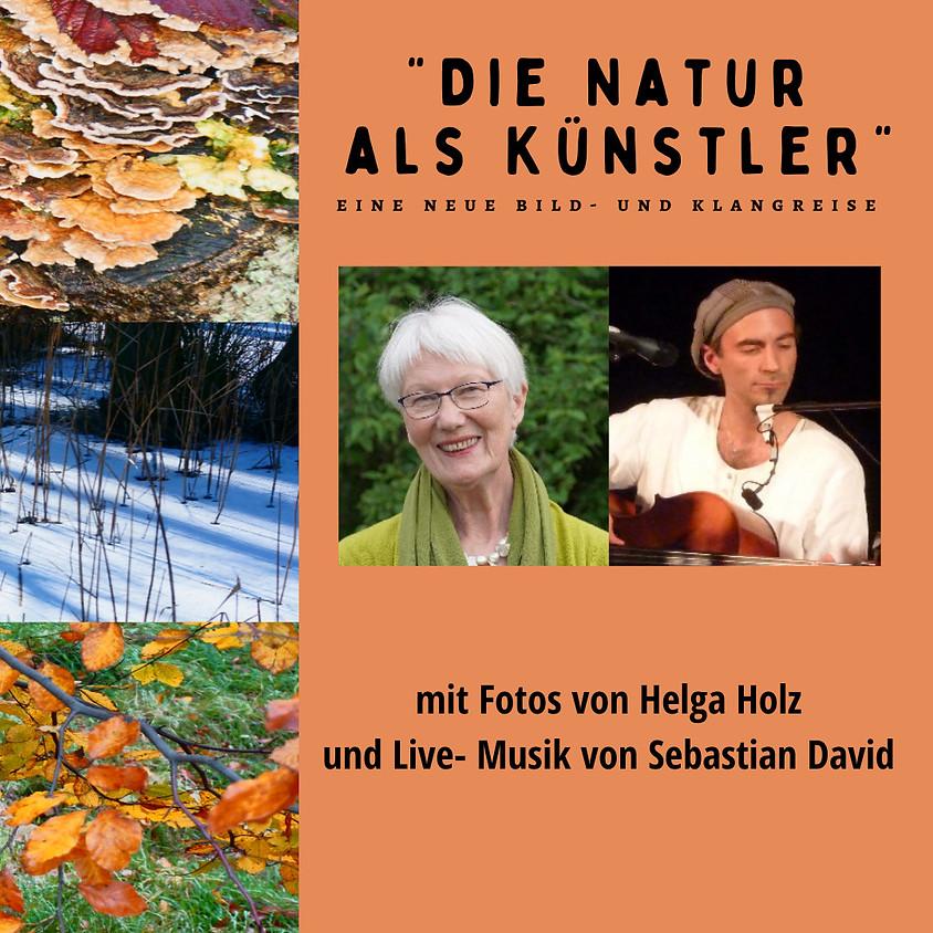 Bild- und Klangreise mit Helga Holz