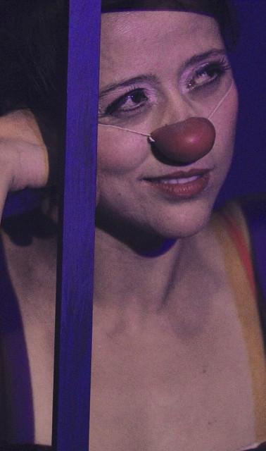 Feroz, una tragedia clown