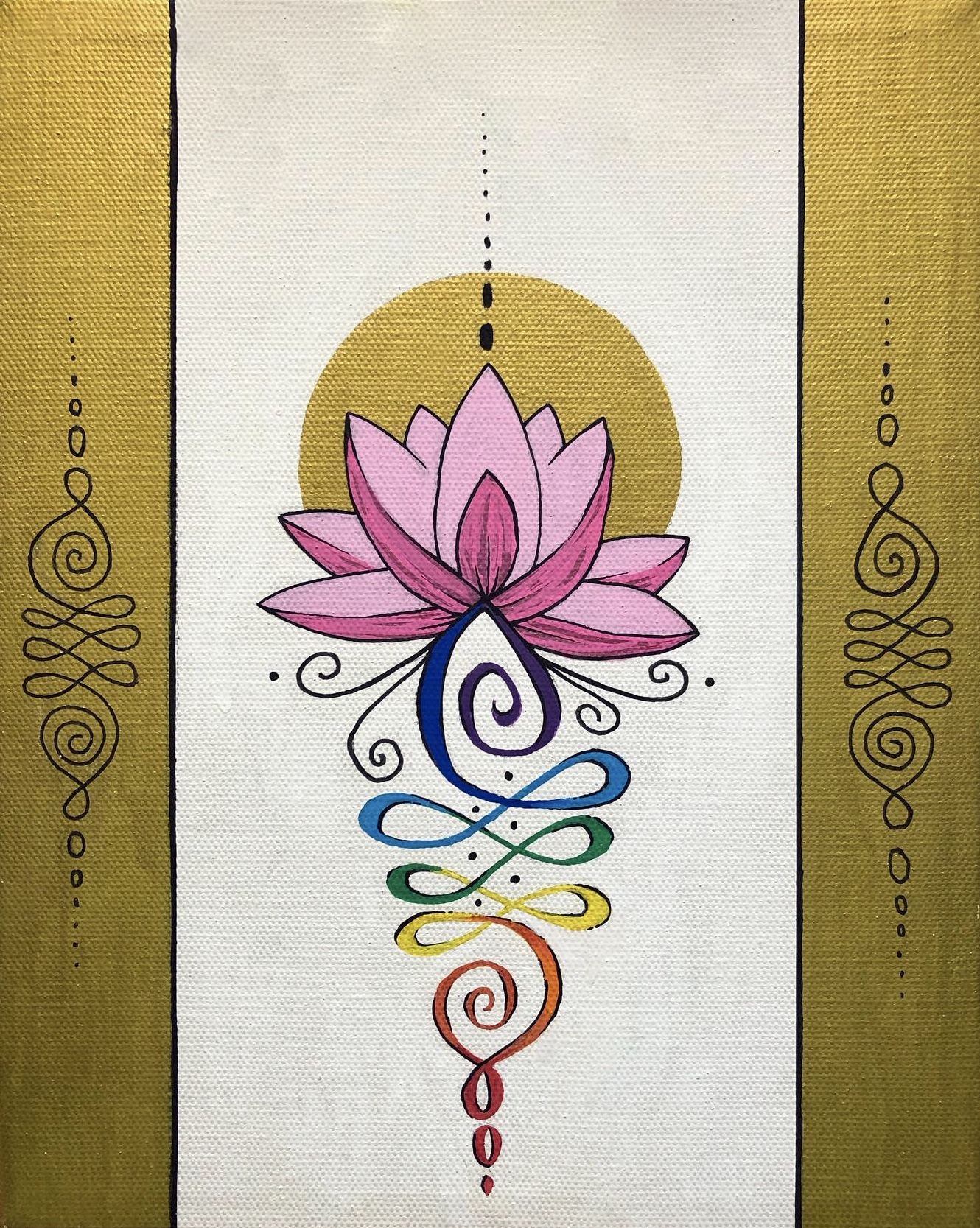 Blossoming Lotus