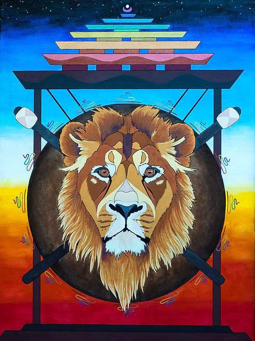 """Lyon's Gate - 30x40"""" canvas print"""