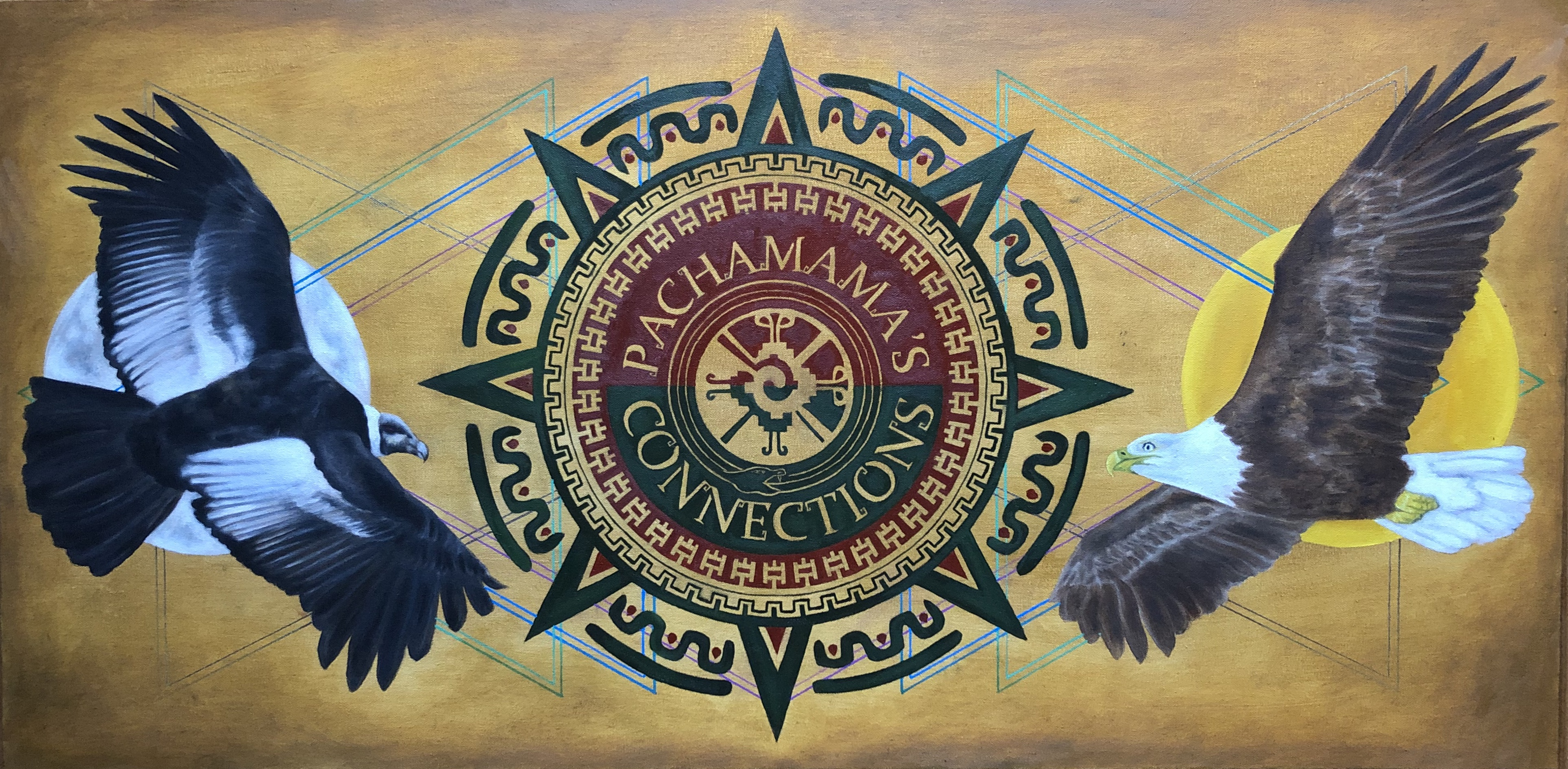 Pachamama's Connections