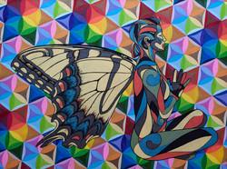 Bhairavi Butterfly Fairy