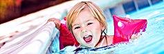 Schwimmen lernt man im Wasser