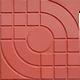 Тактильная плитка красная