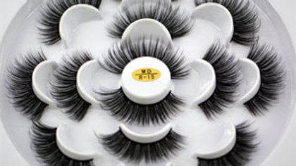 3D Mink Ring Lashes