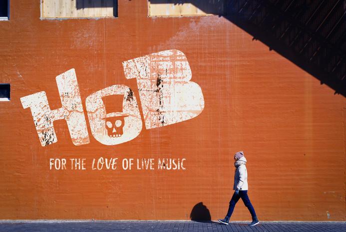 House of Blues Rebrand