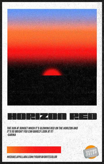 HORIZON RED