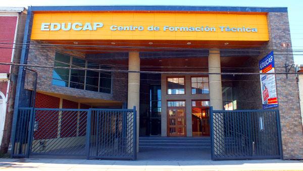 Centro Formación Técnica Educap