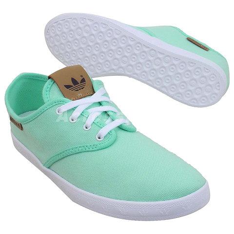 zapatillas adidas turquesa