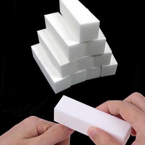 Free-shipping-10Pcs-White-Buffing-Sandin