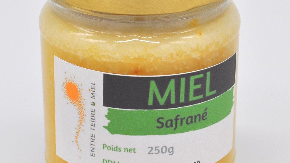 Miel Safrané