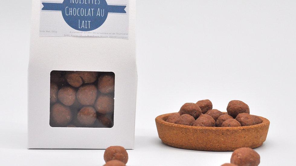 Noisettes au Chocolat au Lait