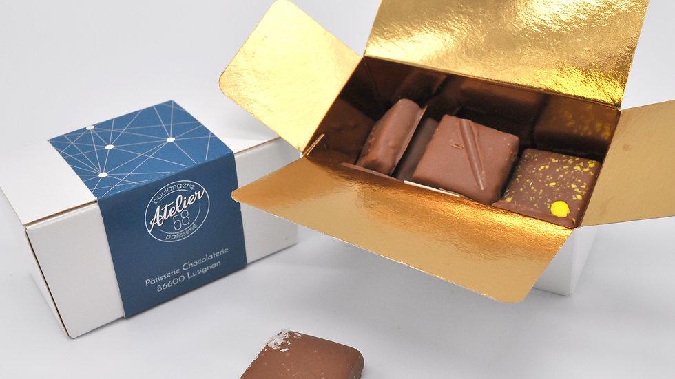 Ballotins Chocolats 125g