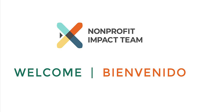Watch this video to hear more about the COVID-19 Nonprofit Impact Team and how they may be able to help you.