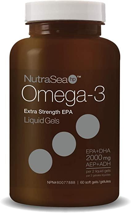 NutraSea Extra Strength Omega-3