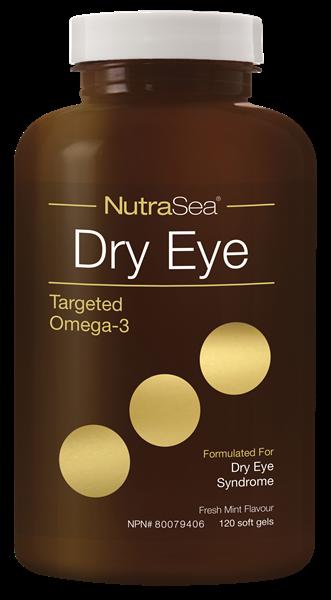 NutraSea Dye Eye Omega-3