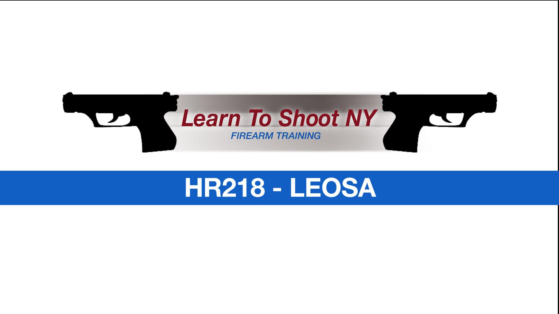 HR218-LEOSA