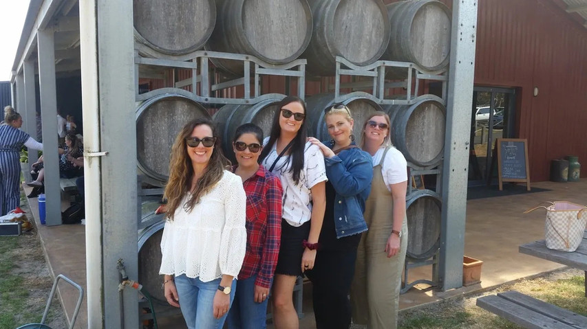 More Wine! On the Bellarine Wine Tour from Geelong.