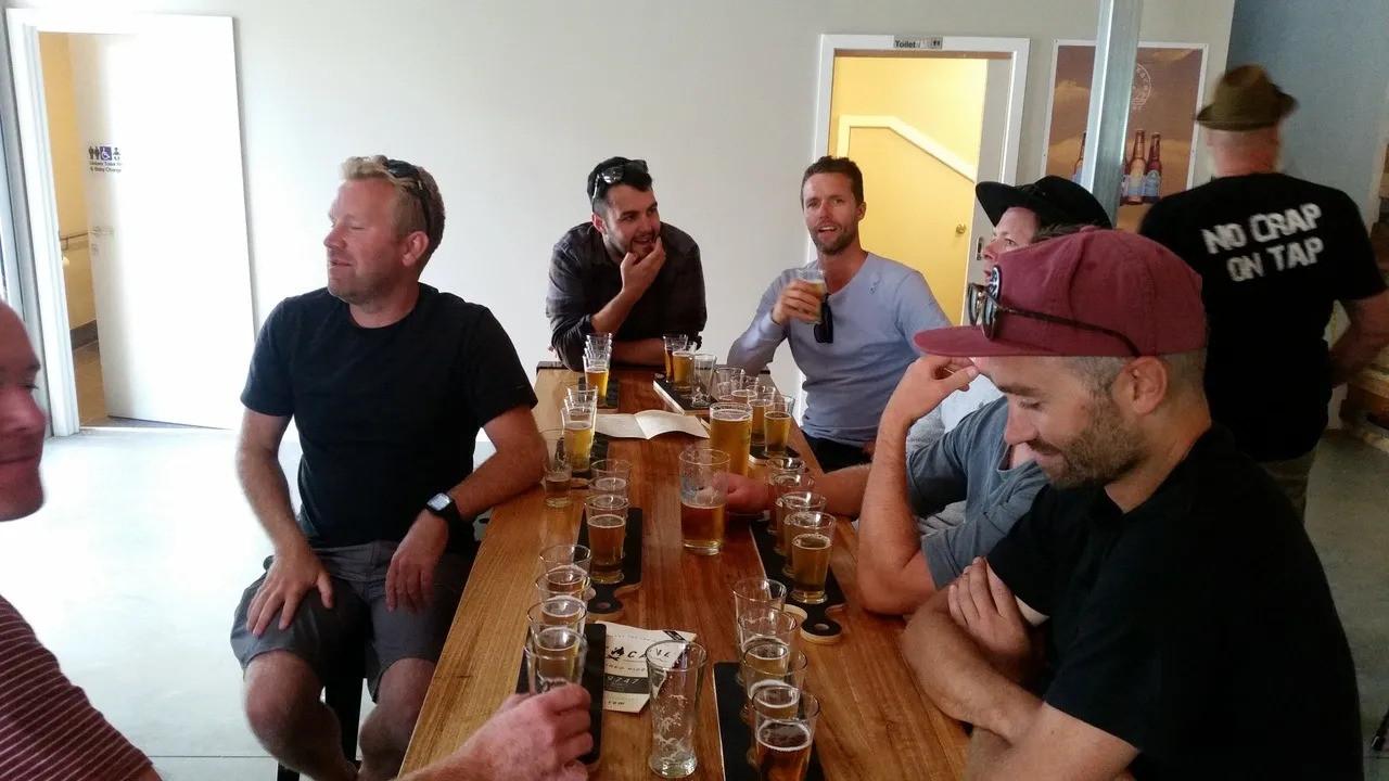 Craft Beer Tours from Geelong and Torquay Door to Door.