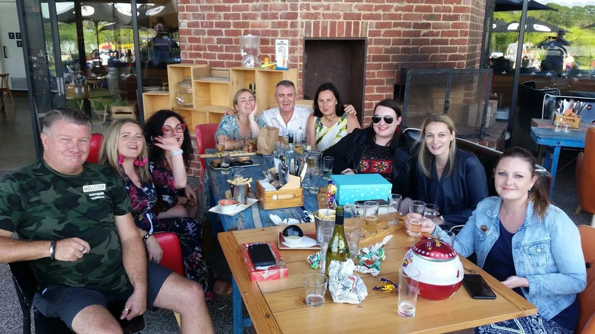 Delicious local produce lunch included in all tours from Geelong Torquay and the Bellarine.