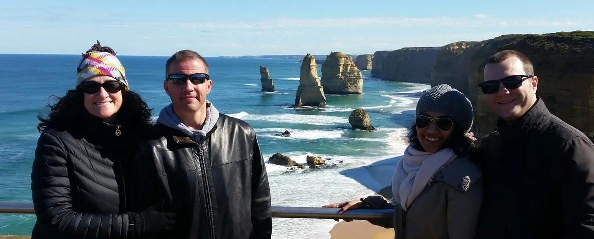 12 Apostles Great Ocean Road Tour from the Bellarine Peninsula and Geelong