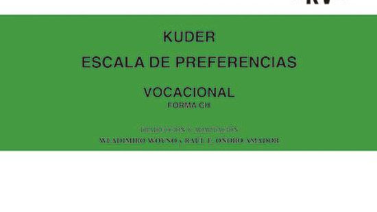 KUDER-V