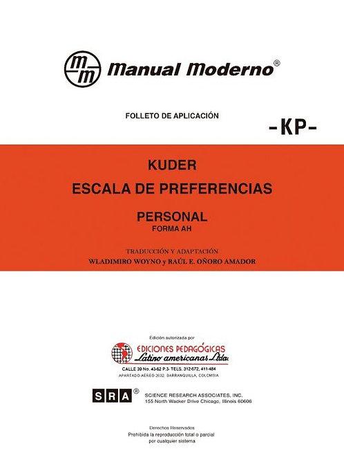 KUDER-P