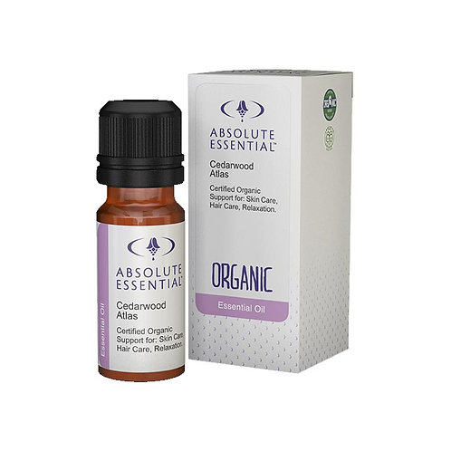 CEDARWOOD ATLAS ESSENTIAL OIL (Support skincare, hair care and relaxation)