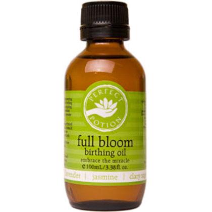 FULL BLOOM BIRTHING OIL (Preparation for birthing process)