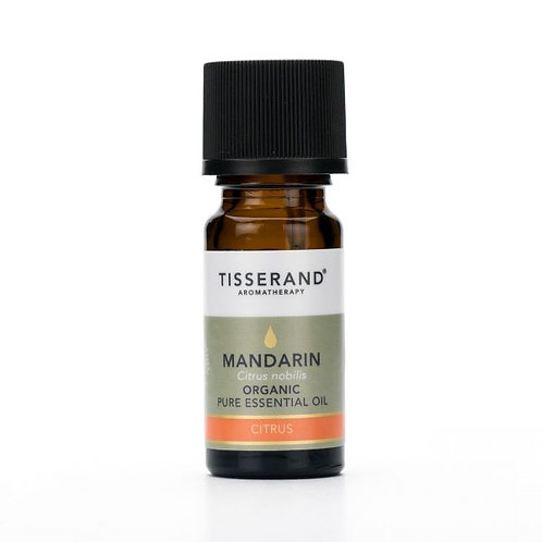 MANDARIN ORGANIC ESSENTIAL OIL (Eases Mental Fatigue)
