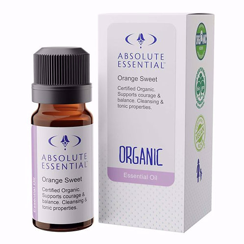 ORANGE SWEET ESSENTIAL OIL (Mood & Immune Booster)