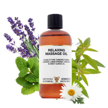 RELAXING MASSAGE OIL (Stress Reliever)