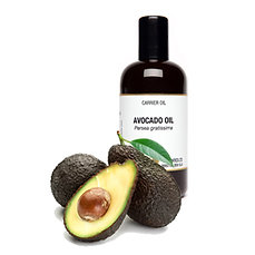 AVOCADO OIL (Dry & Mature Skin)