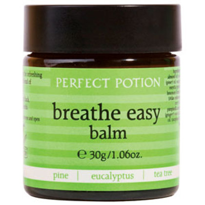 BREATHE EASY BALM (Cough and Chest Pain Remedy)